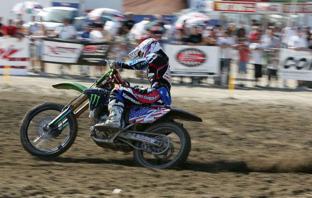 Ryan Villopoto - AMA Glen Helen '06 - Motocross Pictures - Vital MX