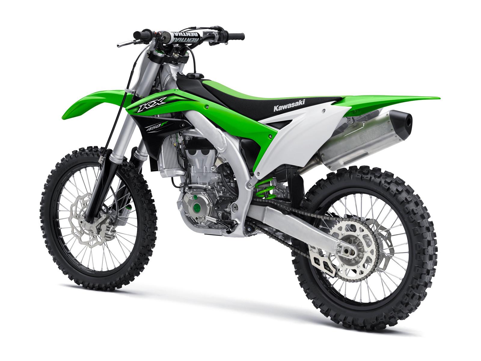 2016 Kawasaki KX450F - First Look: 2016 Kawasaki KX Models - Motocross Pictures - Vital MX