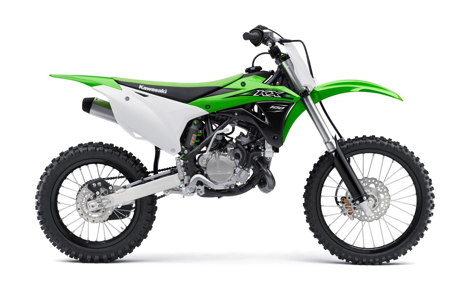 2016 Kawasaki KX100 - First Look: 2016 Kawasaki KX Models ...