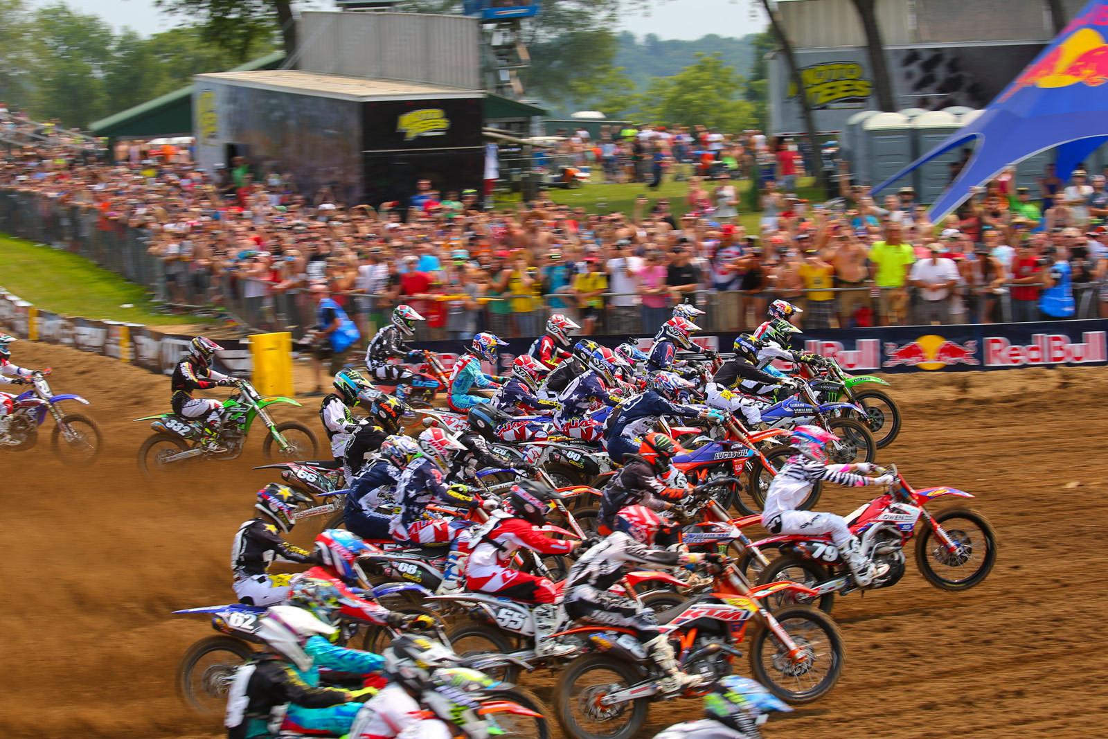 250 moto one start - Photo Blast: RedBud - Motocross Pictures - Vital MX