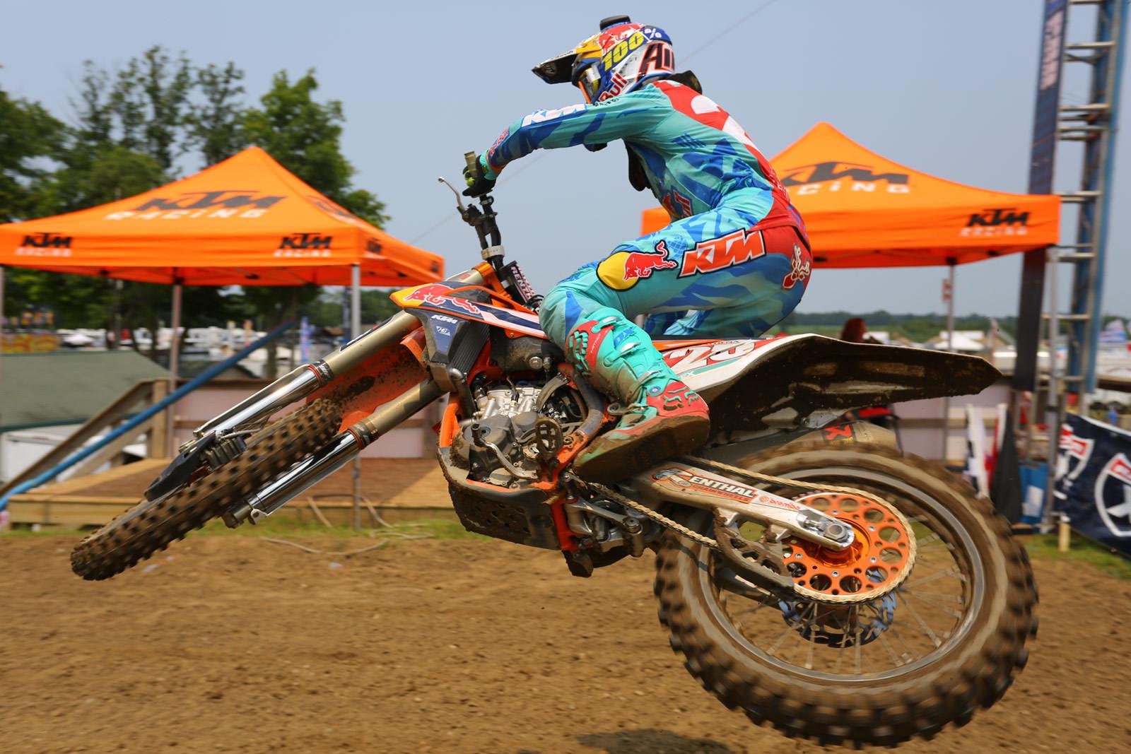 Marvin Musquin - Photo Blast: RedBud - Motocross Pictures - Vital MX
