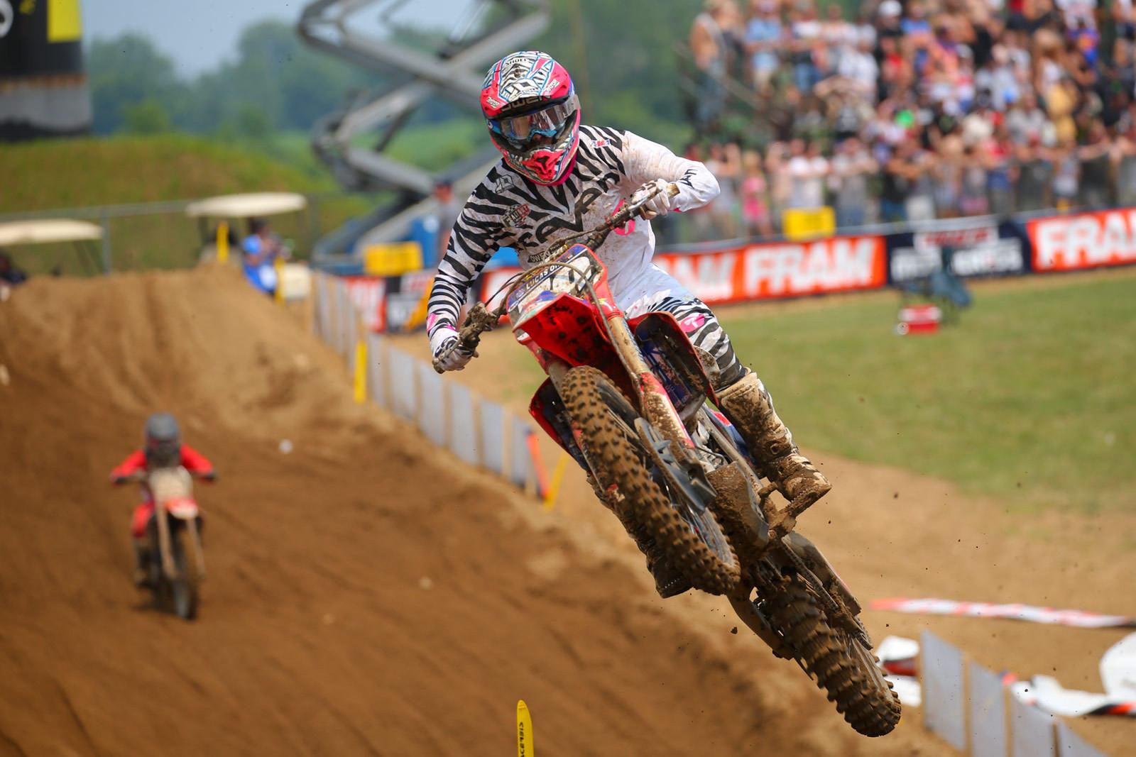 Jace Owens - Photo Blast: RedBud - Motocross Pictures - Vital MX