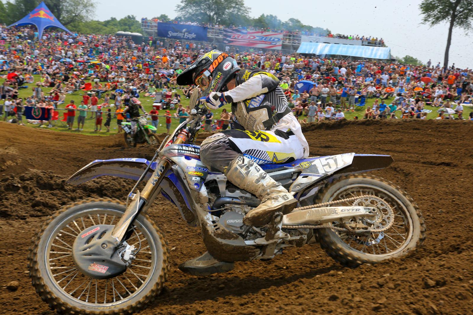 Aaron Plessinger - Photo Blast: RedBud - Motocross Pictures - Vital MX