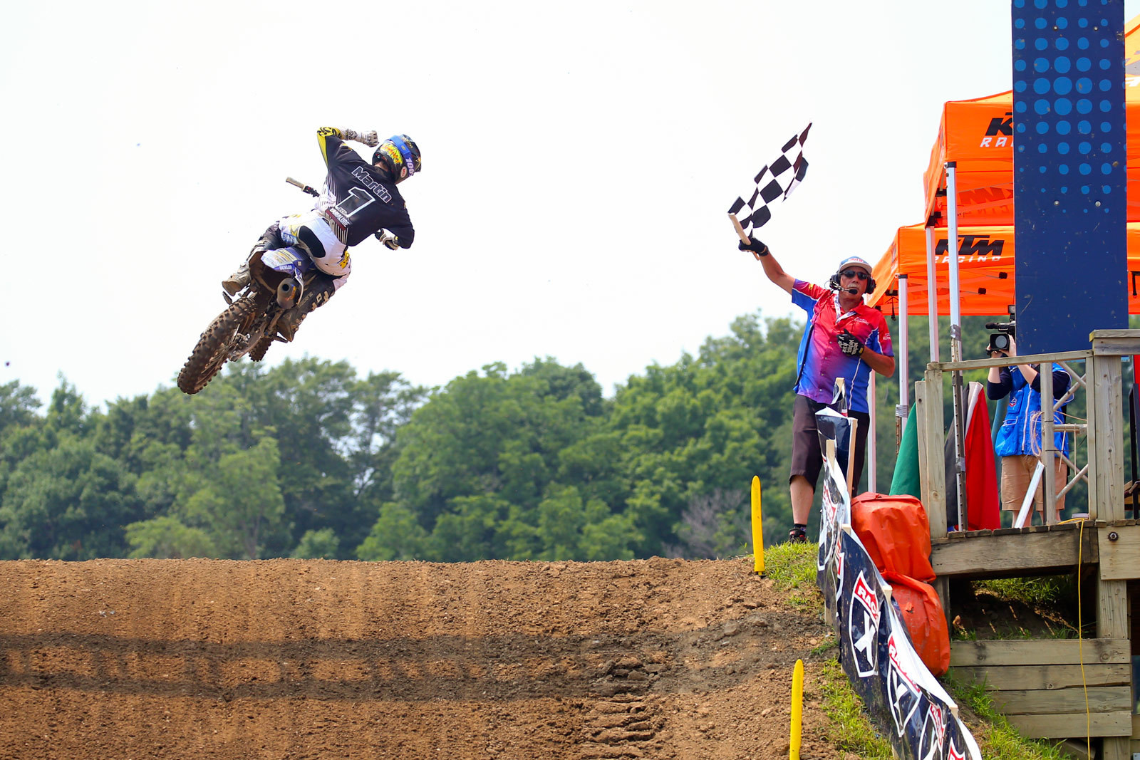 Jeremy Martin - Photo Blast: RedBud - Motocross Pictures - Vital MX