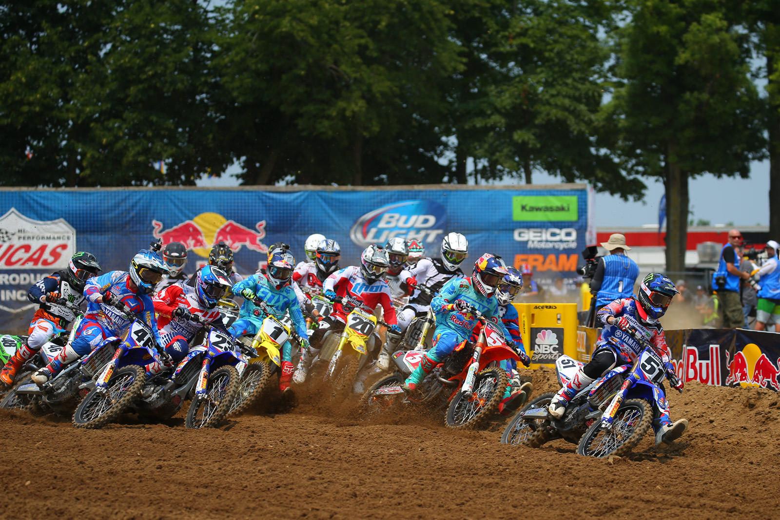 450 moto one start - Photo Blast: RedBud - Motocross Pictures - Vital MX
