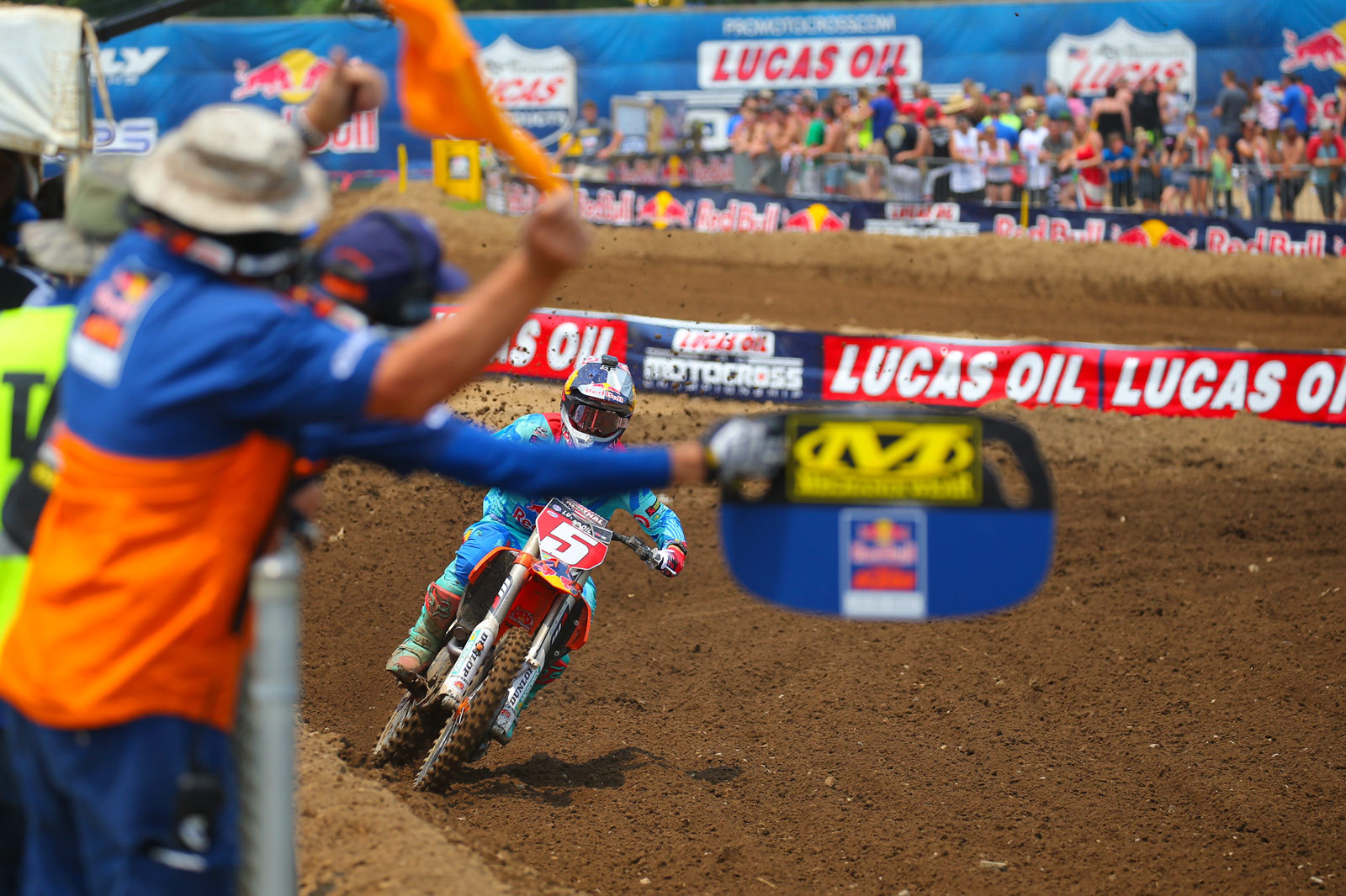 Ryan Dungey - Photo Blast: RedBud - Motocross Pictures - Vital MX
