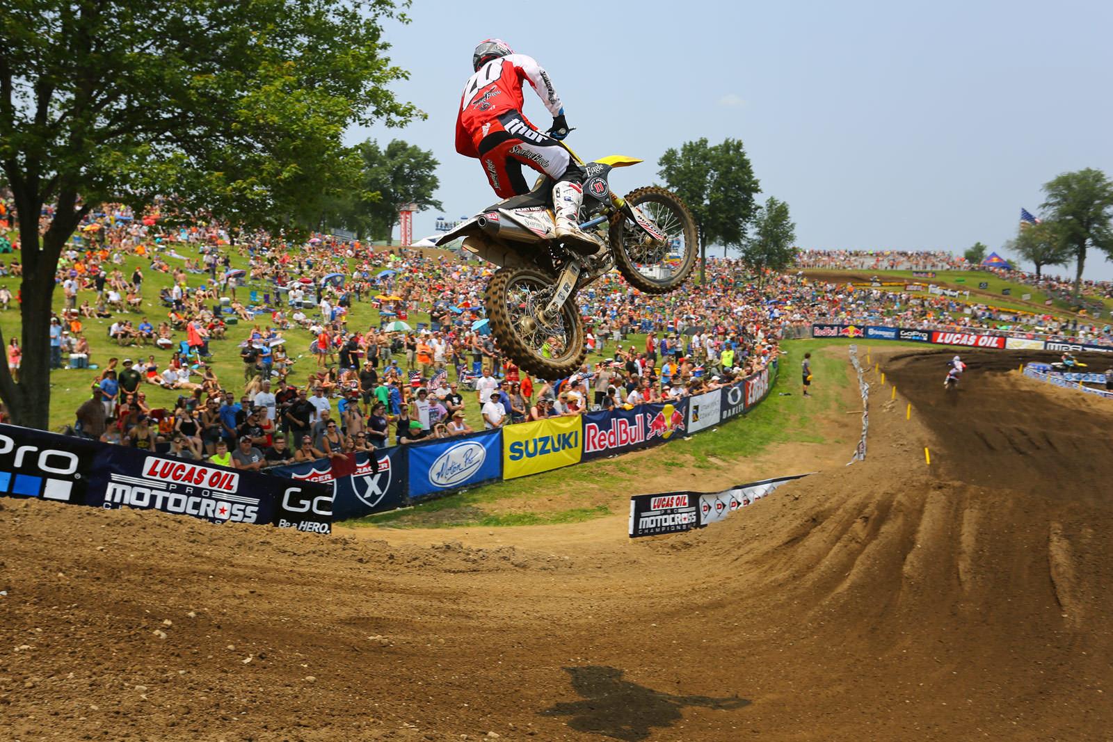 Broc Tickle - Photo Blast: RedBud - Motocross Pictures - Vital MX