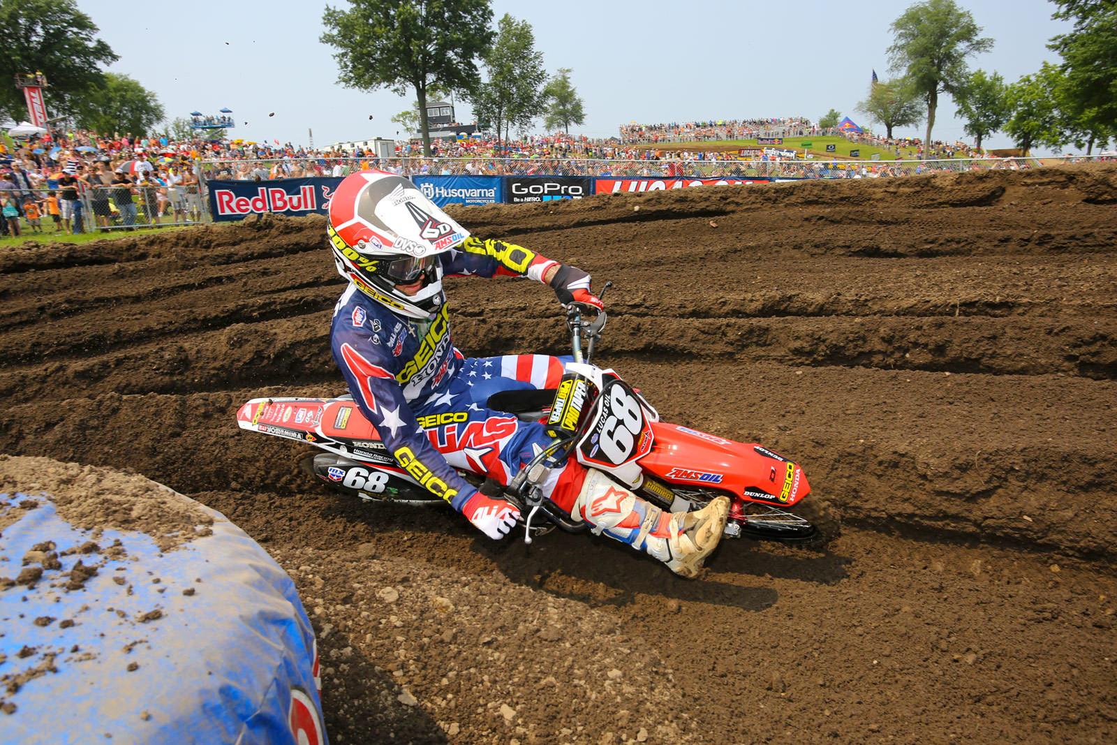 Christian Craig - Photo Blast: RedBud - Motocross Pictures - Vital MX