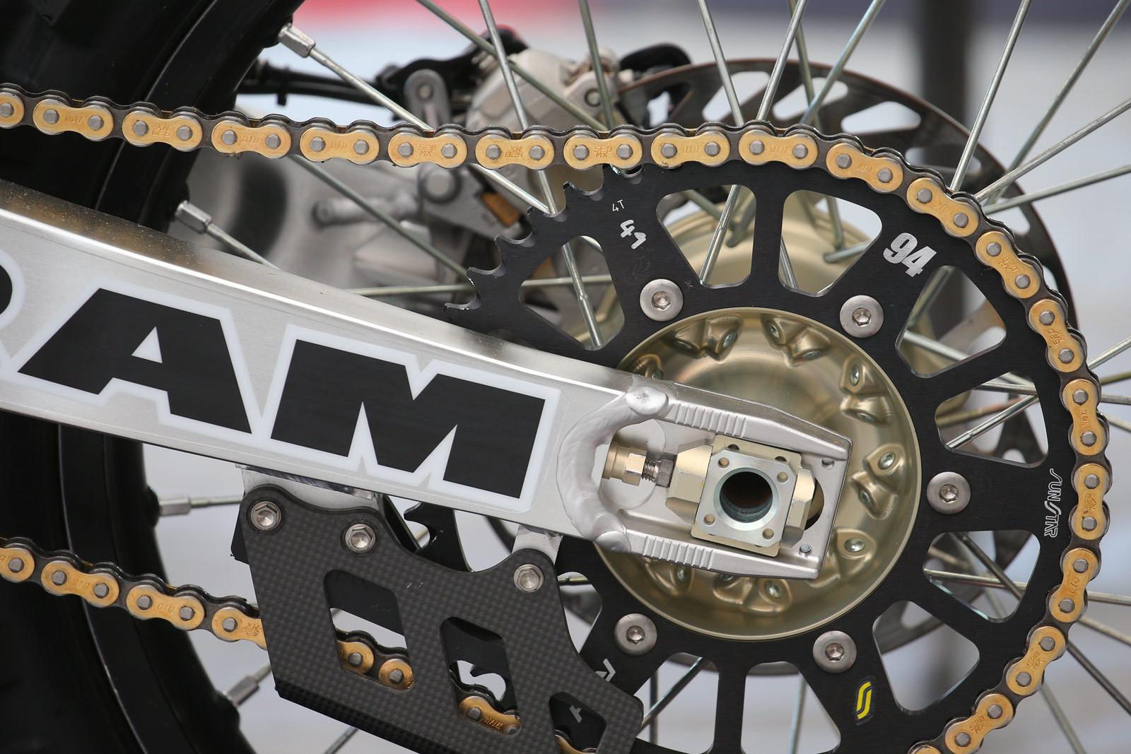 Ken Roczen - Vital MX Pit Bits: RedBud - Motocross Pictures - Vital MX