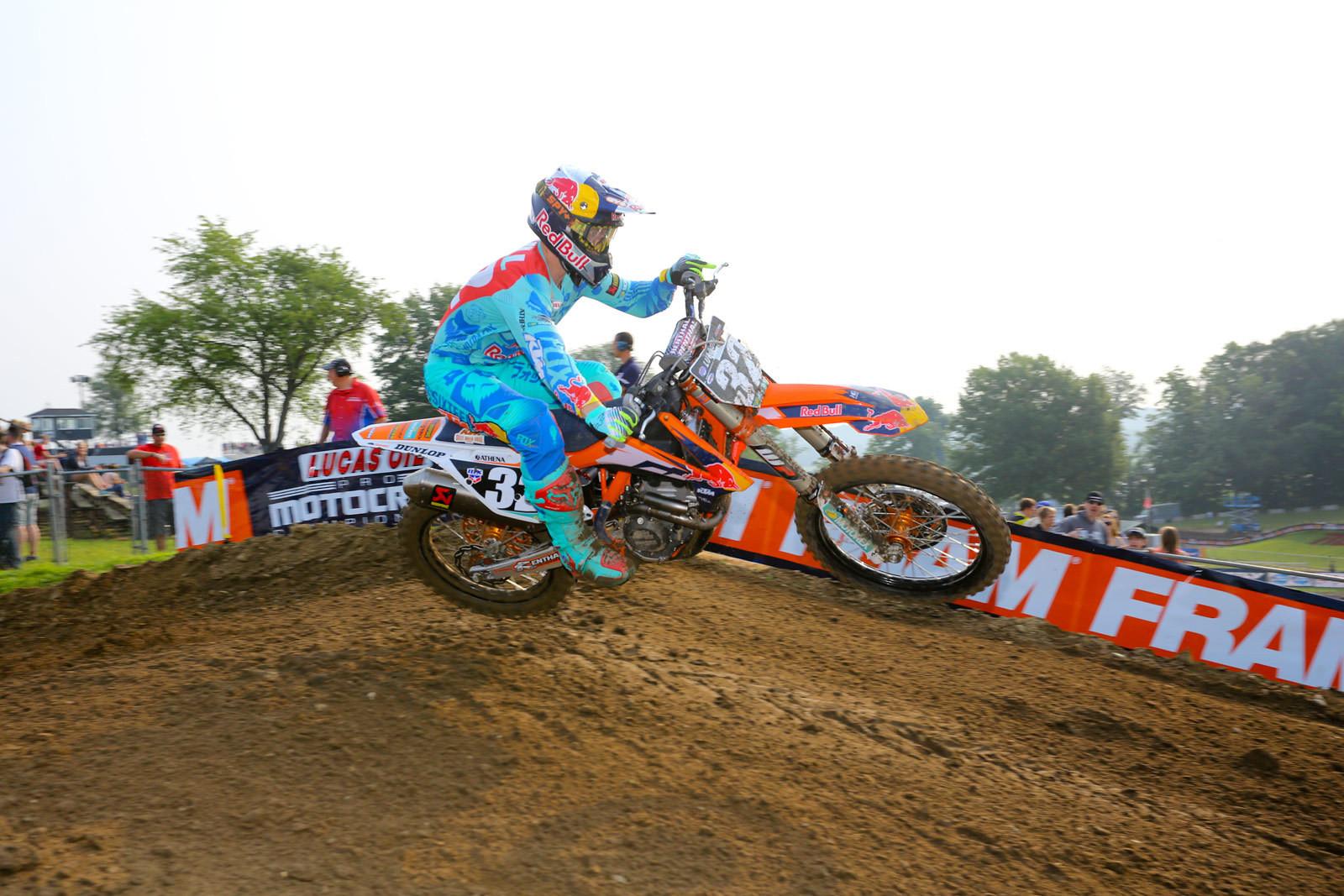 Justin Hill - Vital MX Pit Bits: RedBud - Motocross Pictures - Vital MX