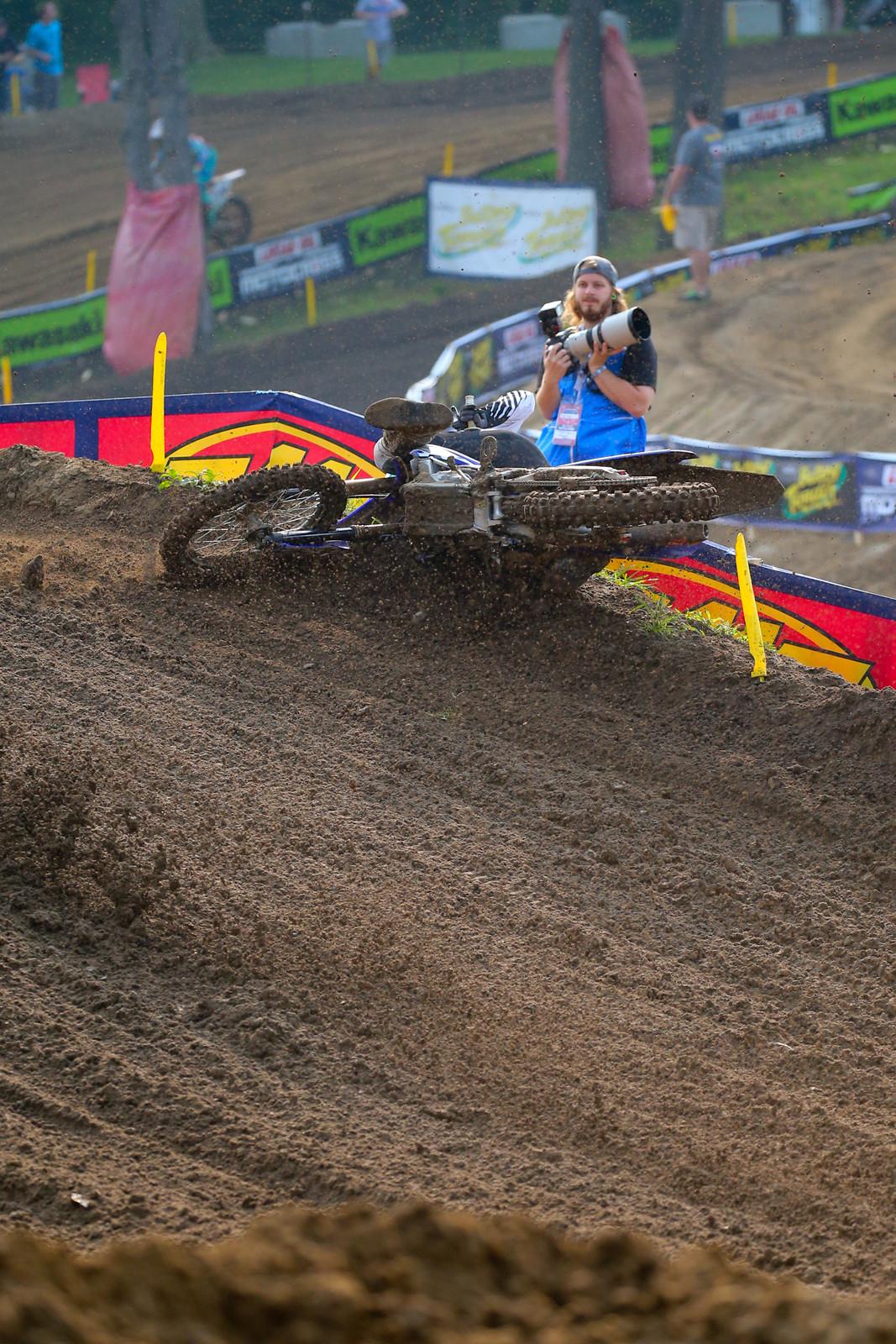 Preston Mull - Vital MX Pit Bits: RedBud - Motocross Pictures - Vital MX
