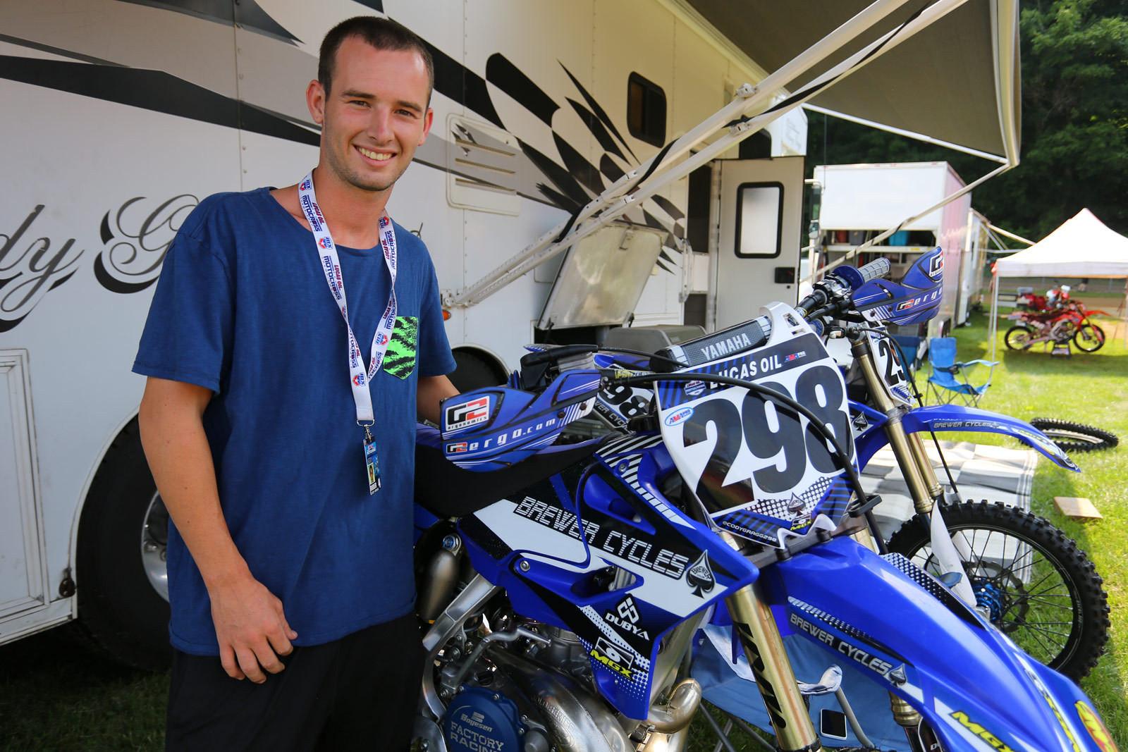Cody Cragg - Vital MX Pit Bits: RedBud - Motocross Pictures - Vital MX
