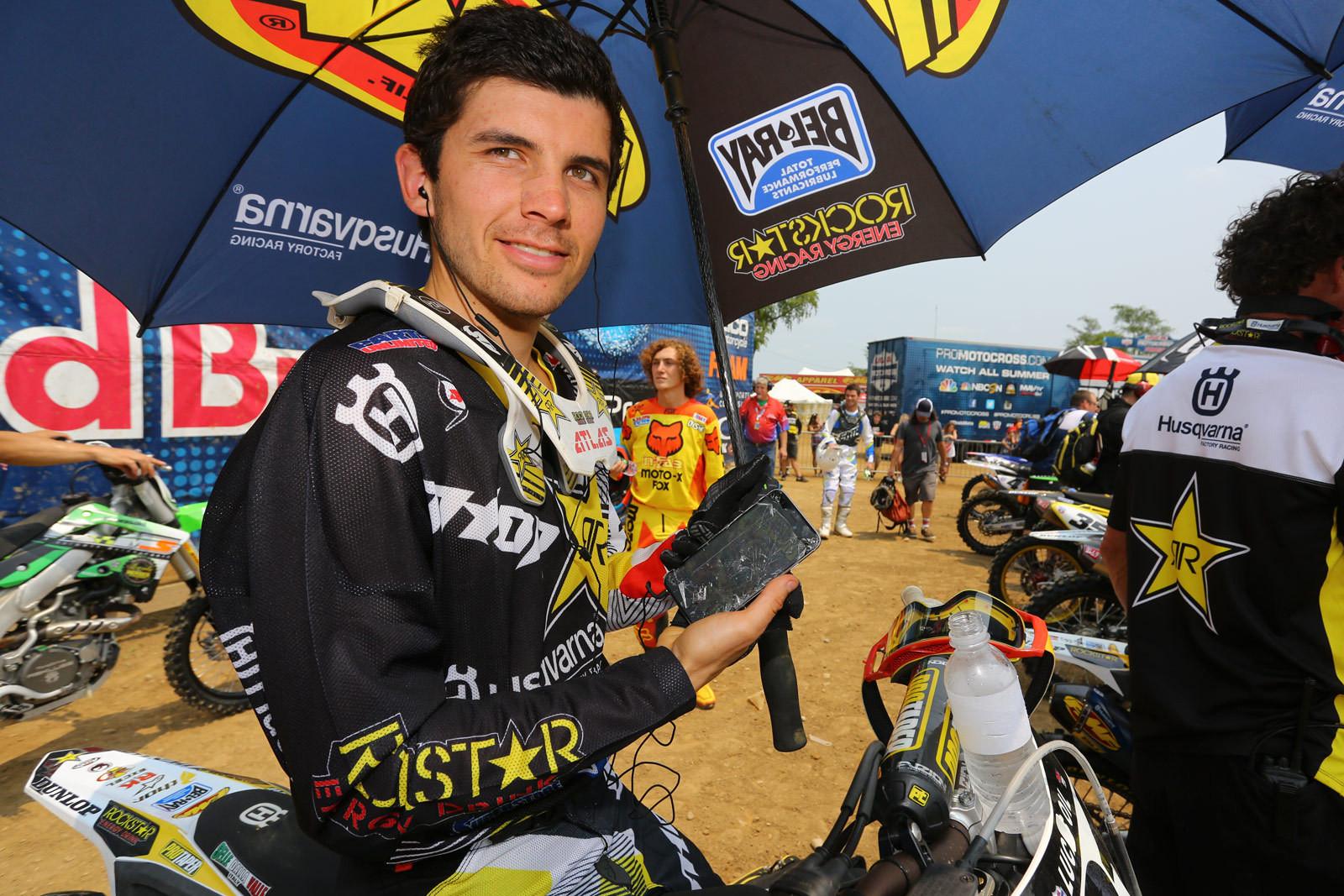 Jason Anderson - Vital MX Pit Bits: RedBud - Motocross Pictures - Vital MX