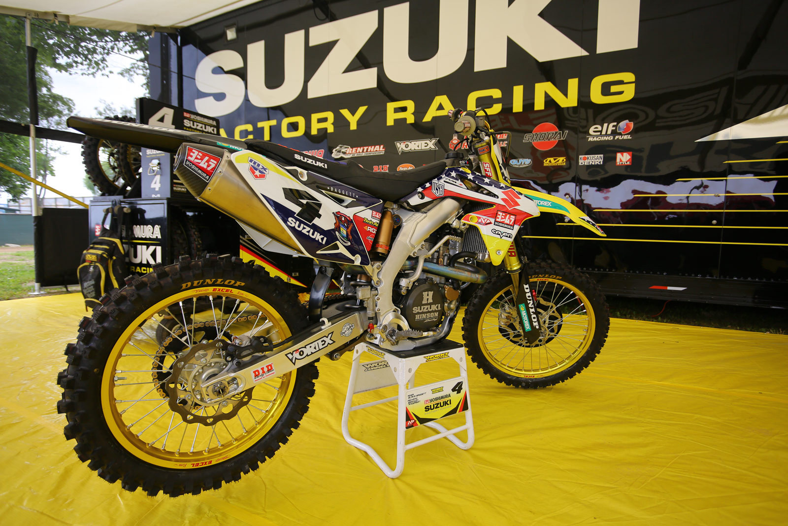 Red Bud bikes - Vital MX Pit Bits: RedBud - Motocross Pictures - Vital MX