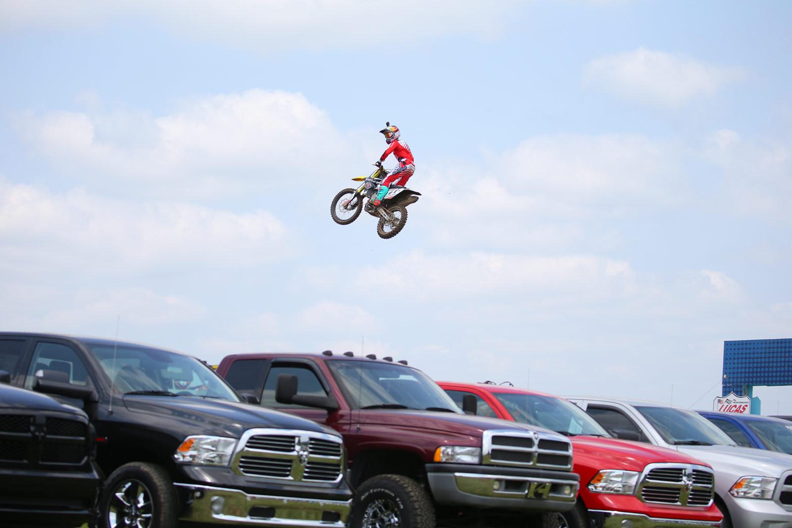 070615pb061 - Vital MX Pit Bits: RedBud - Motocross Pictures - Vital MX