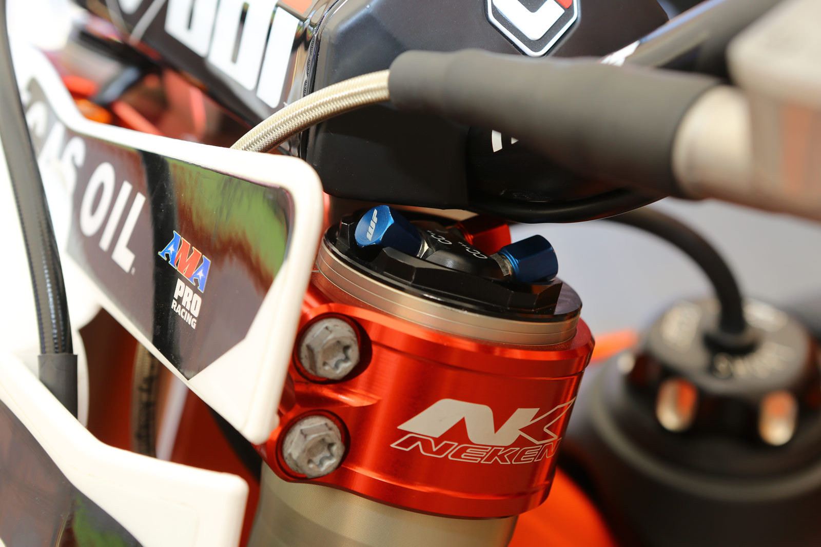 WP AER 52 - Pit Bits: Spring Creek - Motocross Pictures - Vital MX
