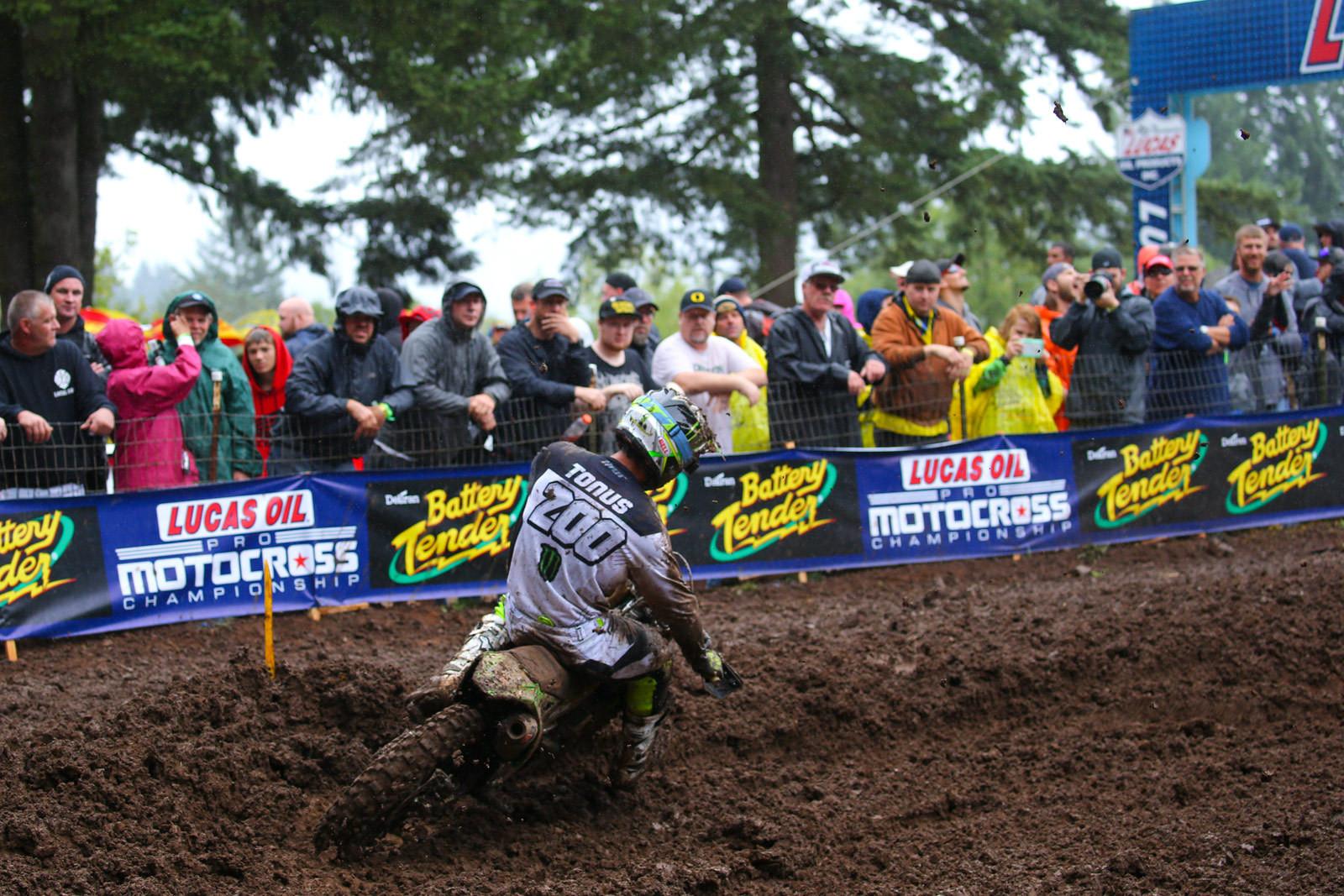 Arnaud Tonus - Photo Blast: Washougal - Motocross Pictures - Vital MX