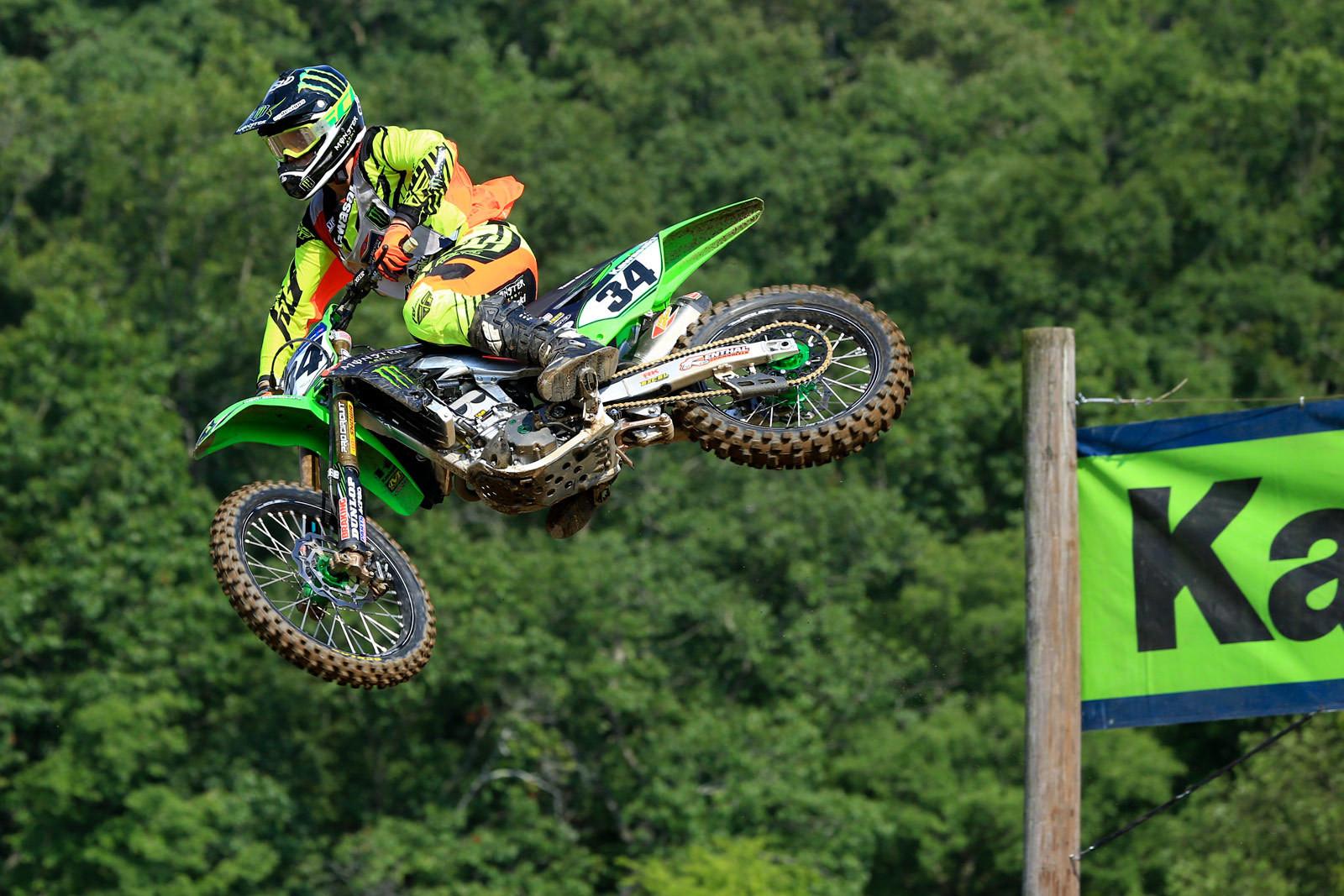 national Amateur motocross
