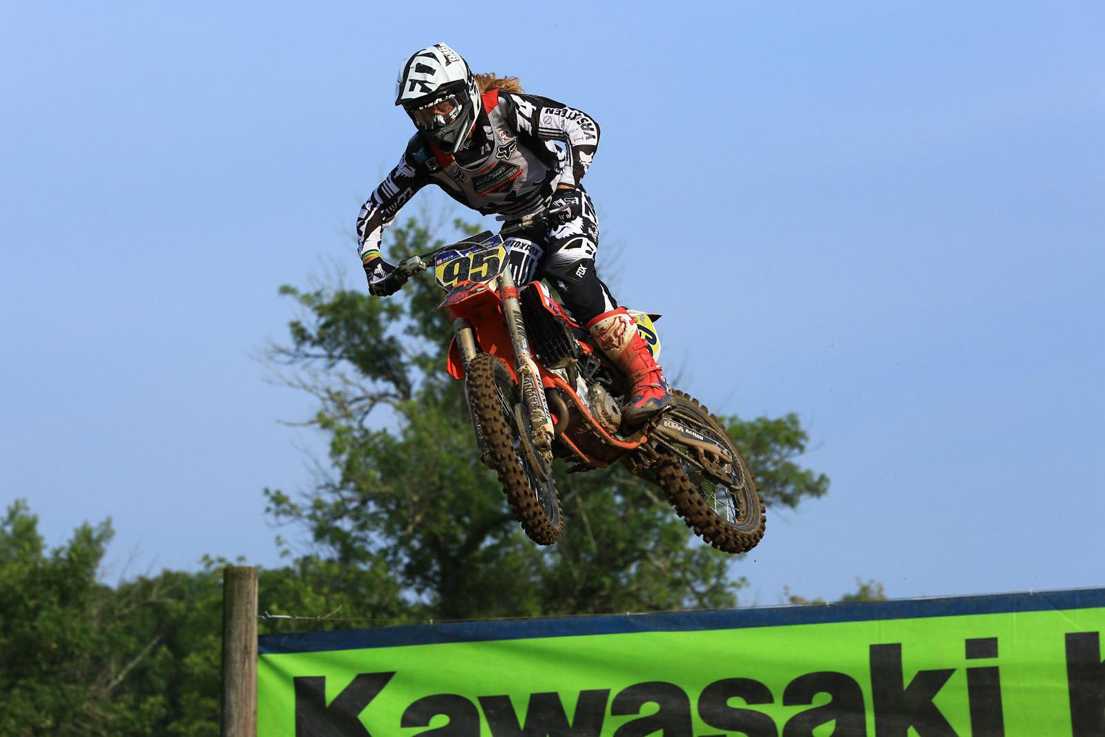 Masterpool - Day 1: 2015 Rocky Mountain ATV/MC AMA Amateur National Motocross Championships  - Motocross Pictures - Vital MX
