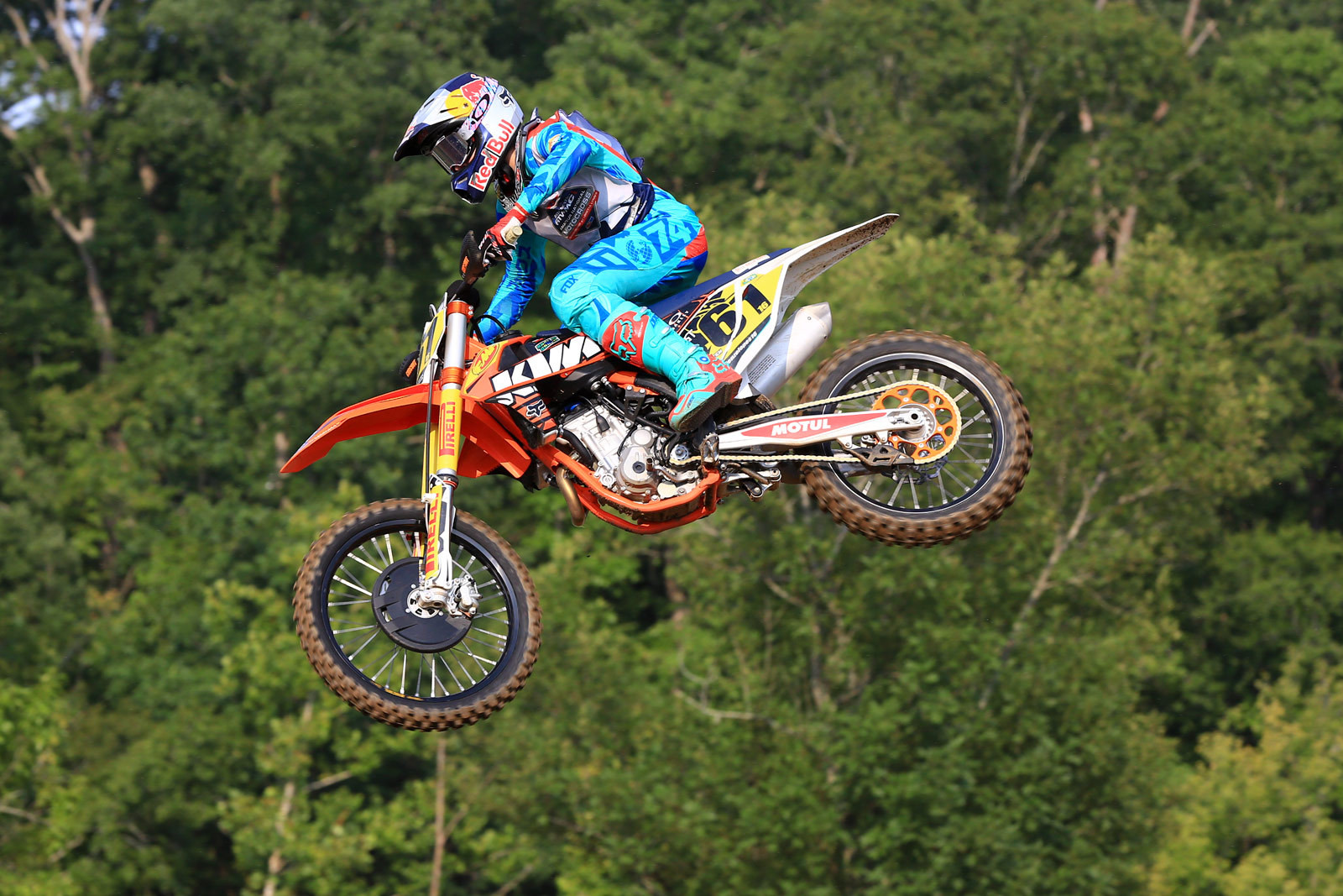 Enzo Lopes - Day 1: 2015 Rocky Mountain ATV/MC AMA Amateur National Motocross Championships  - Motocross Pictures - Vital MX