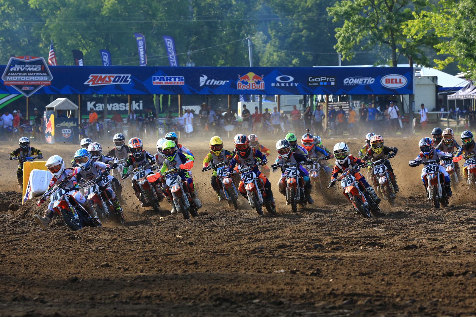 65cc 10-11 - Photo Blast: Loretta's Day 2 - Motocross Pictures - Vital MX
