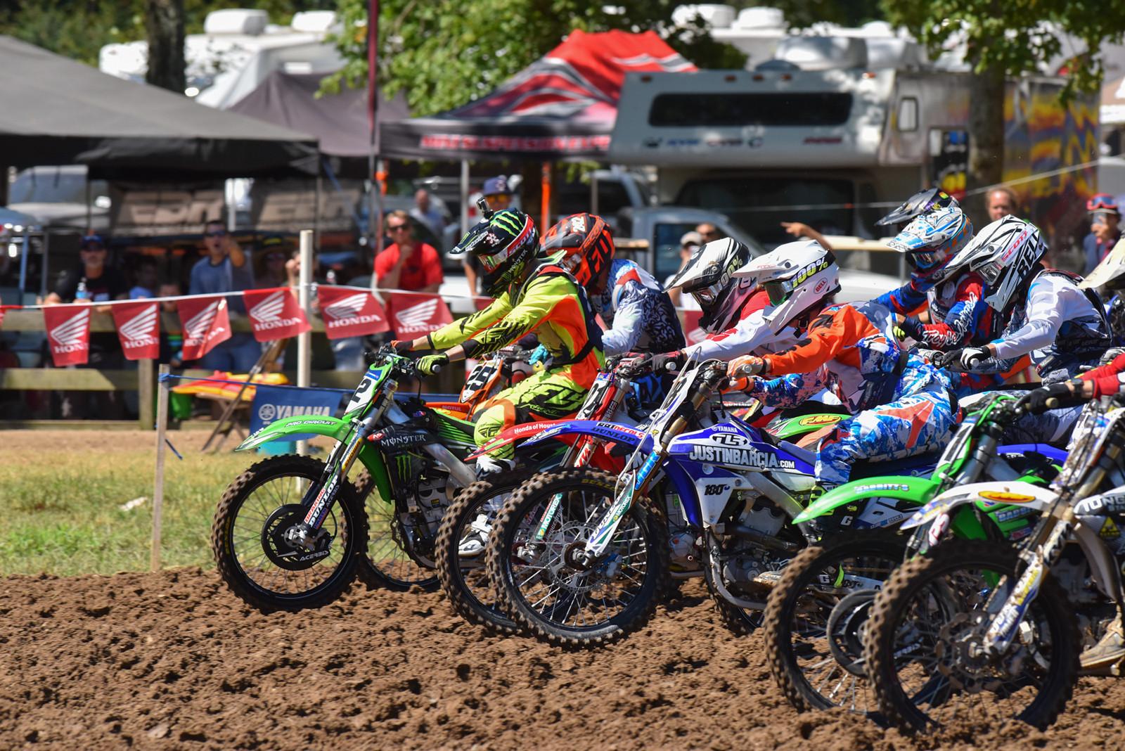 Mitchell Harrison - Photo Blast: Loretta's Wrap-Up - Motocross Pictures - Vital MX