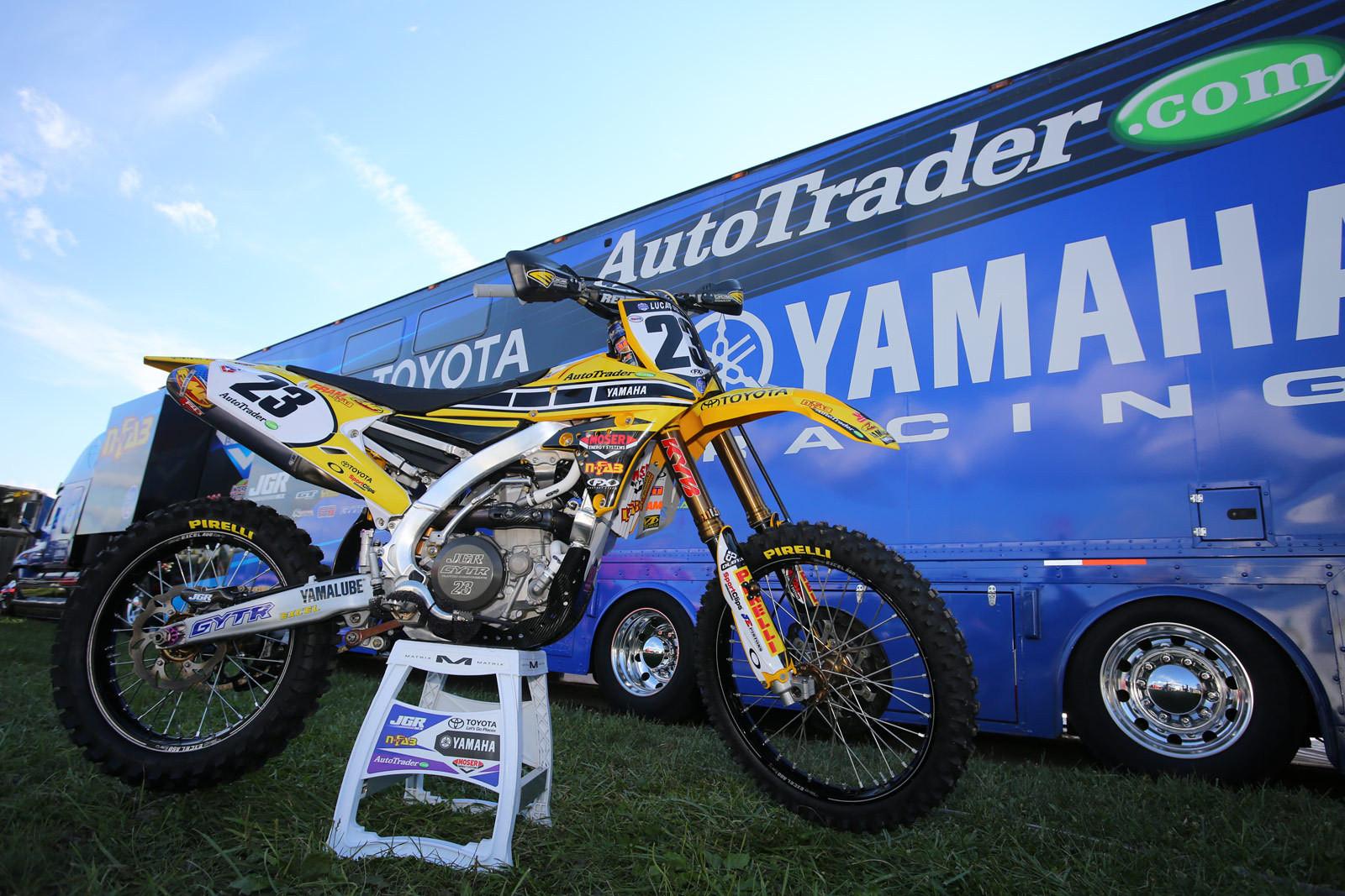 Yamaha 60th Anniversary - Vital MX Pit Bits: Unadilla - Motocross Pictures - Vital MX