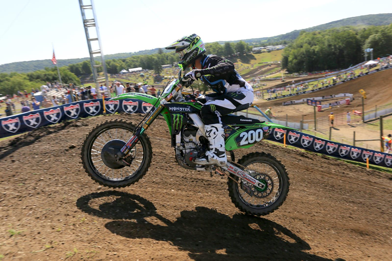 Arnaud Tonus - Vital MX Pit Bits: Unadilla - Motocross Pictures - Vital MX