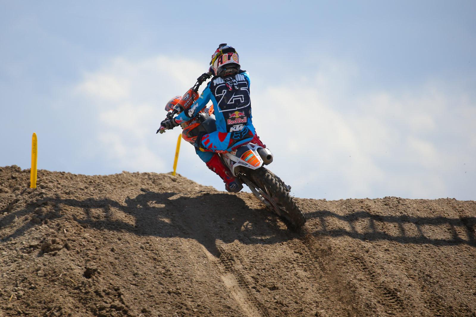 Marvin Musquin - Photo Blast: Miller Motorsports Park - Motocross Pictures - Vital MX