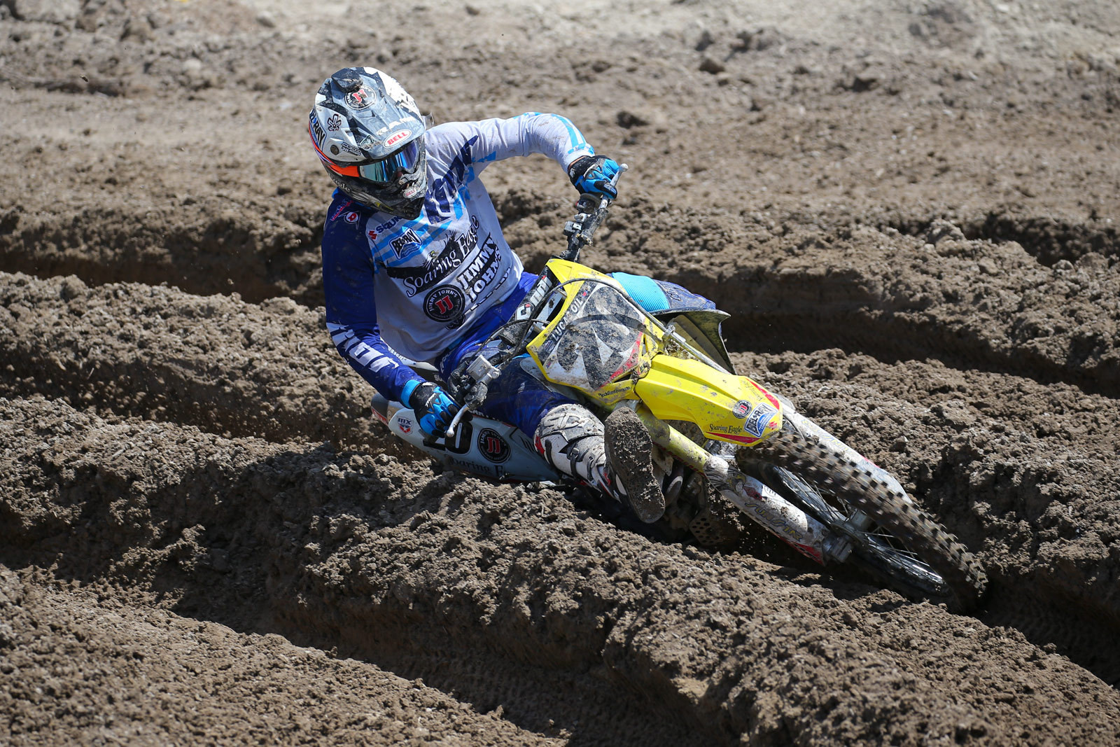 Broc Tickle - Photo Blast: Miller Motorsports Park - Motocross Pictures - Vital MX