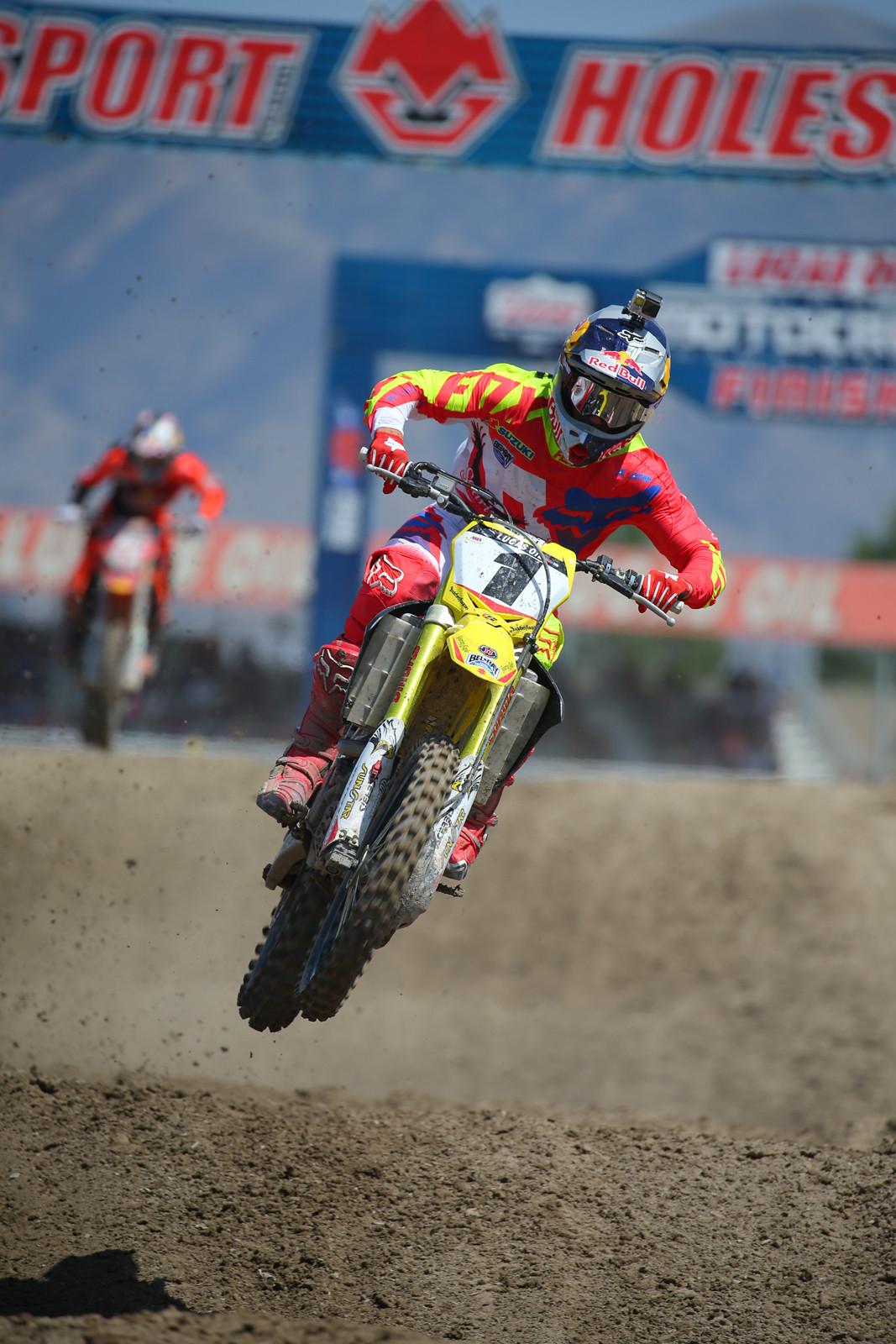 Ken Roczen and Ryan Dungey - Photo Blast: Miller Motorsports Park - Motocross Pictures - Vital MX