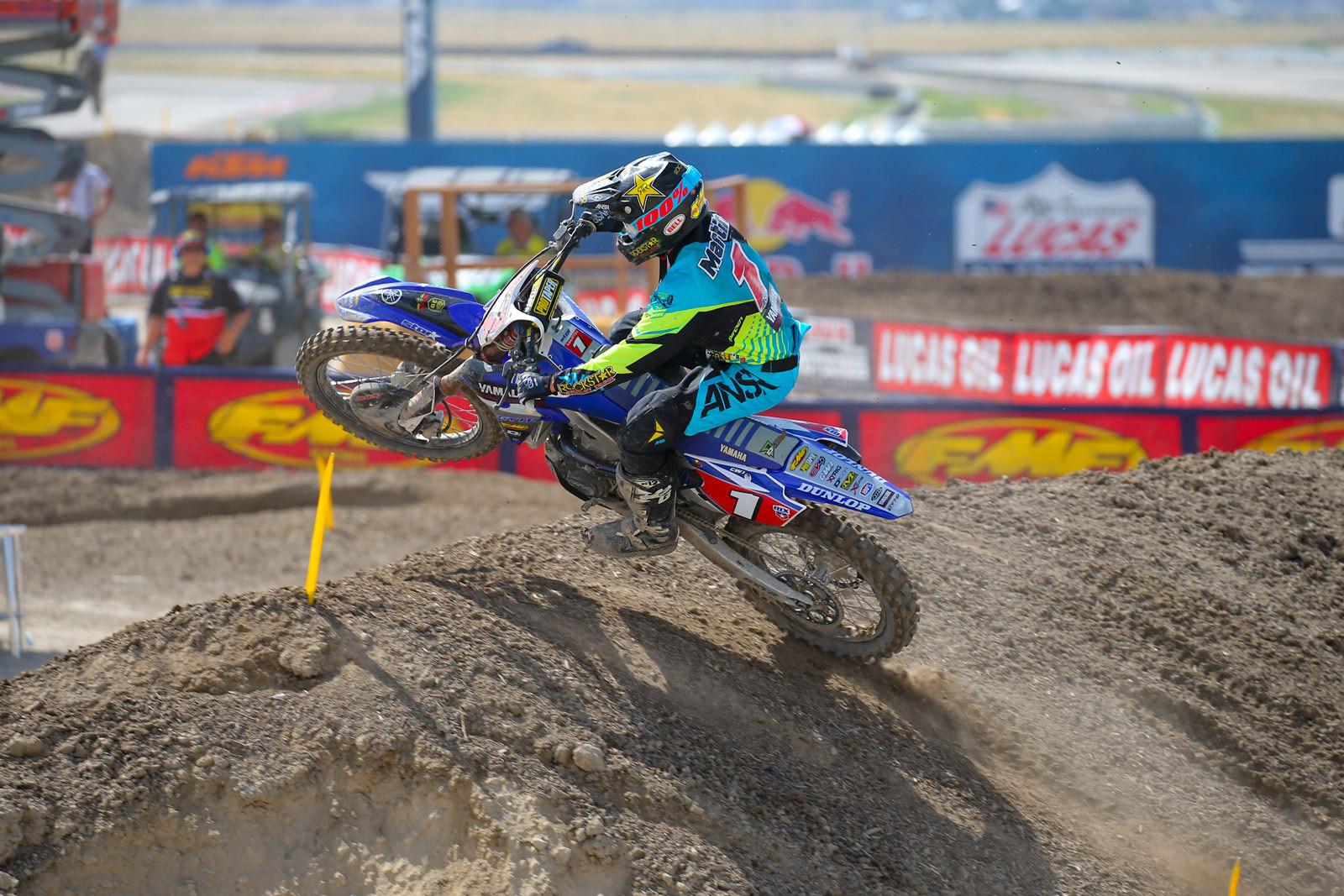 Jeremy Martin - Photo Blast: Miller Motorsports Park - Motocross Pictures - Vital MX