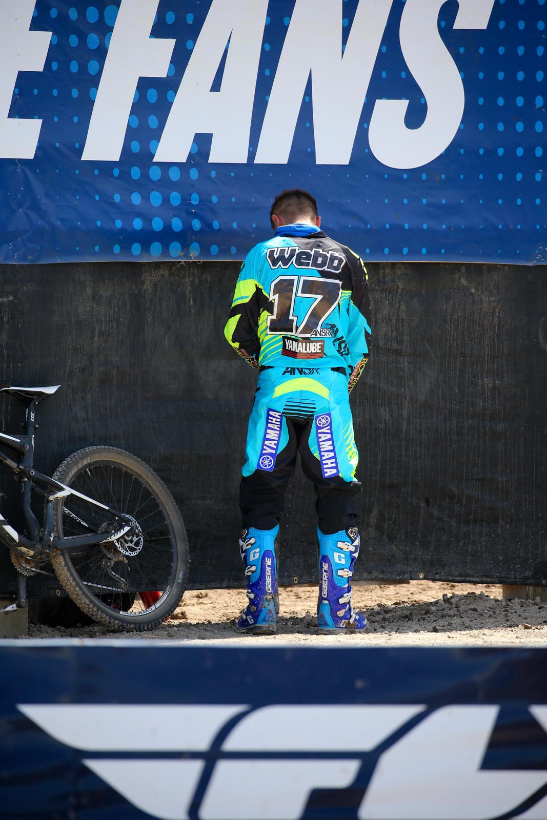 Cooper Webb - Vital MX Pit Bits: Miller Motorsports Park - Motocross Pictures - Vital MX