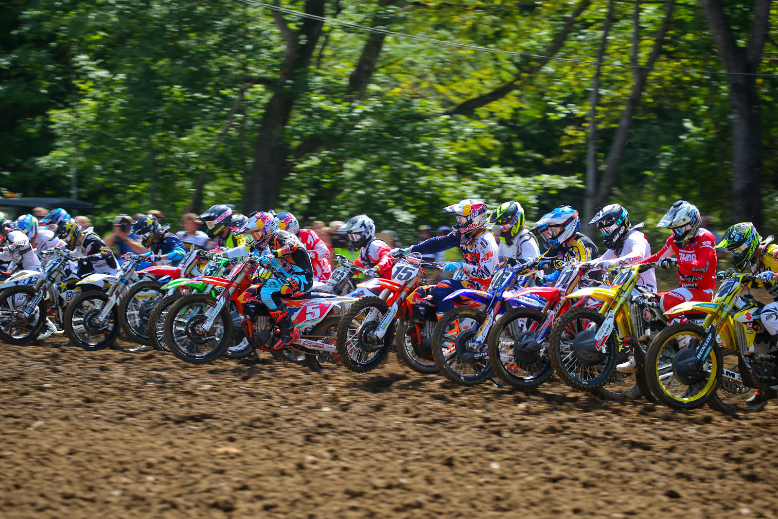 Photo Blast: 450 moto one start - Photo Blast: Inronman MX - Motocross Pictures - Vital MX