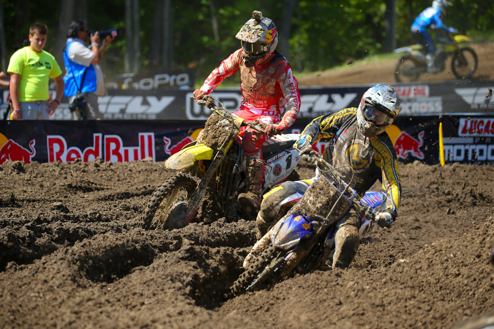 Phil Nicoletti and Ken Roczen - Photo Blast: Inronman MX - Motocross Pictures - Vital MX