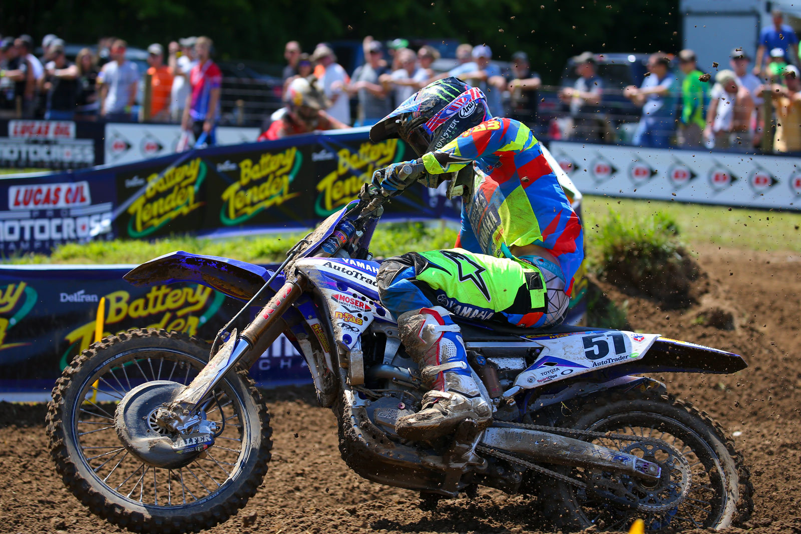 Justin Barcia - Photo Blast: Inronman MX - Motocross Pictures - Vital MX