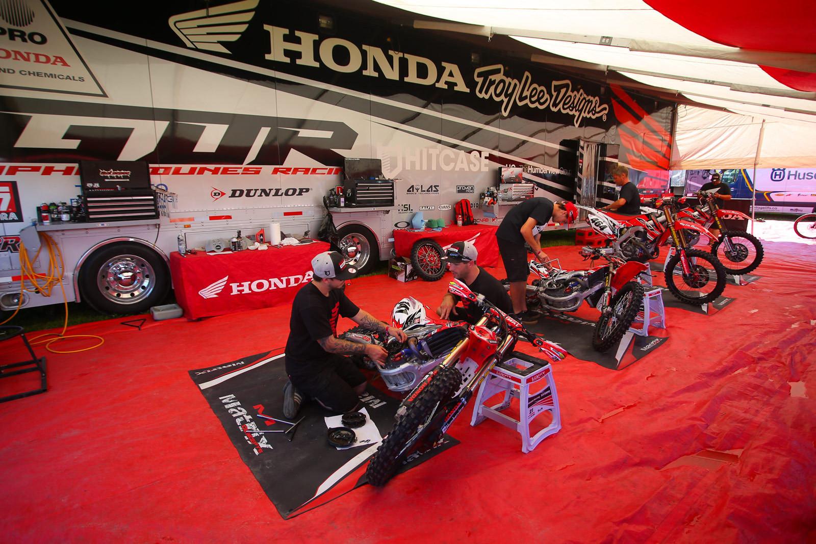 Canadians - Vital MX Pit Bits: Ironman MX - Motocross Pictures - Vital MX