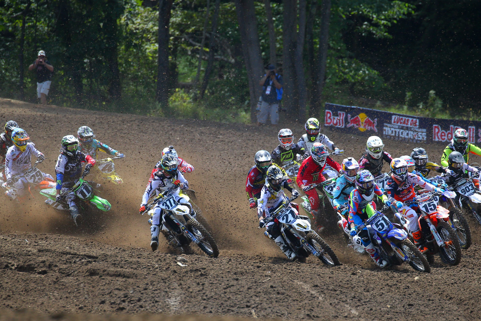 Kyle Chisholm - Vital MX Pit Bits: Ironman MX - Motocross Pictures - Vital MX