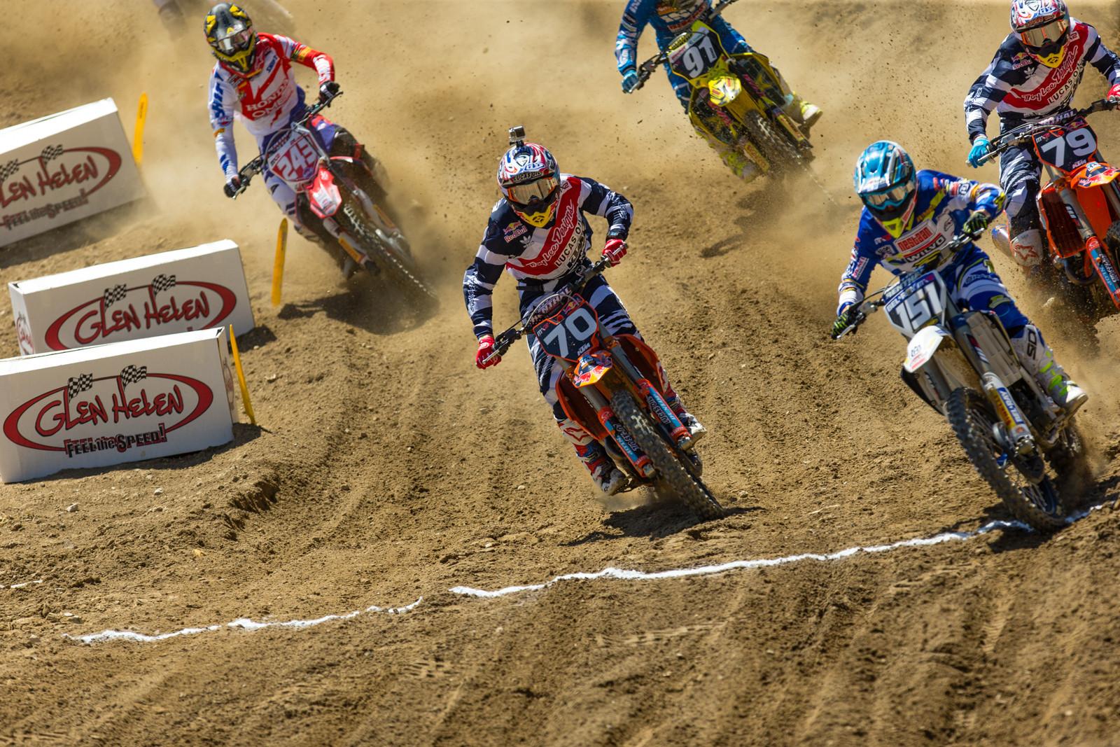 Photo Blast: MX2 moto one start - Photo Blast: MXGP of the USA - Motocross Pictures - Vital MX
