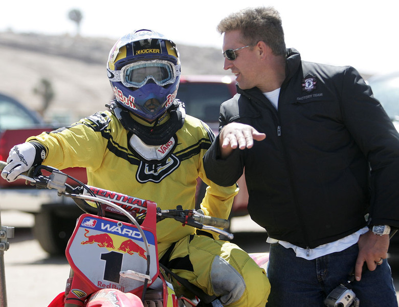 Jeff Ward and Bob Weber