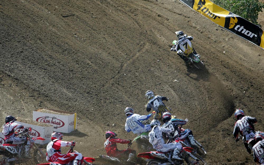 James Stewart - AMA Glen Helen '06 - Motocross Pictures - Vital MX