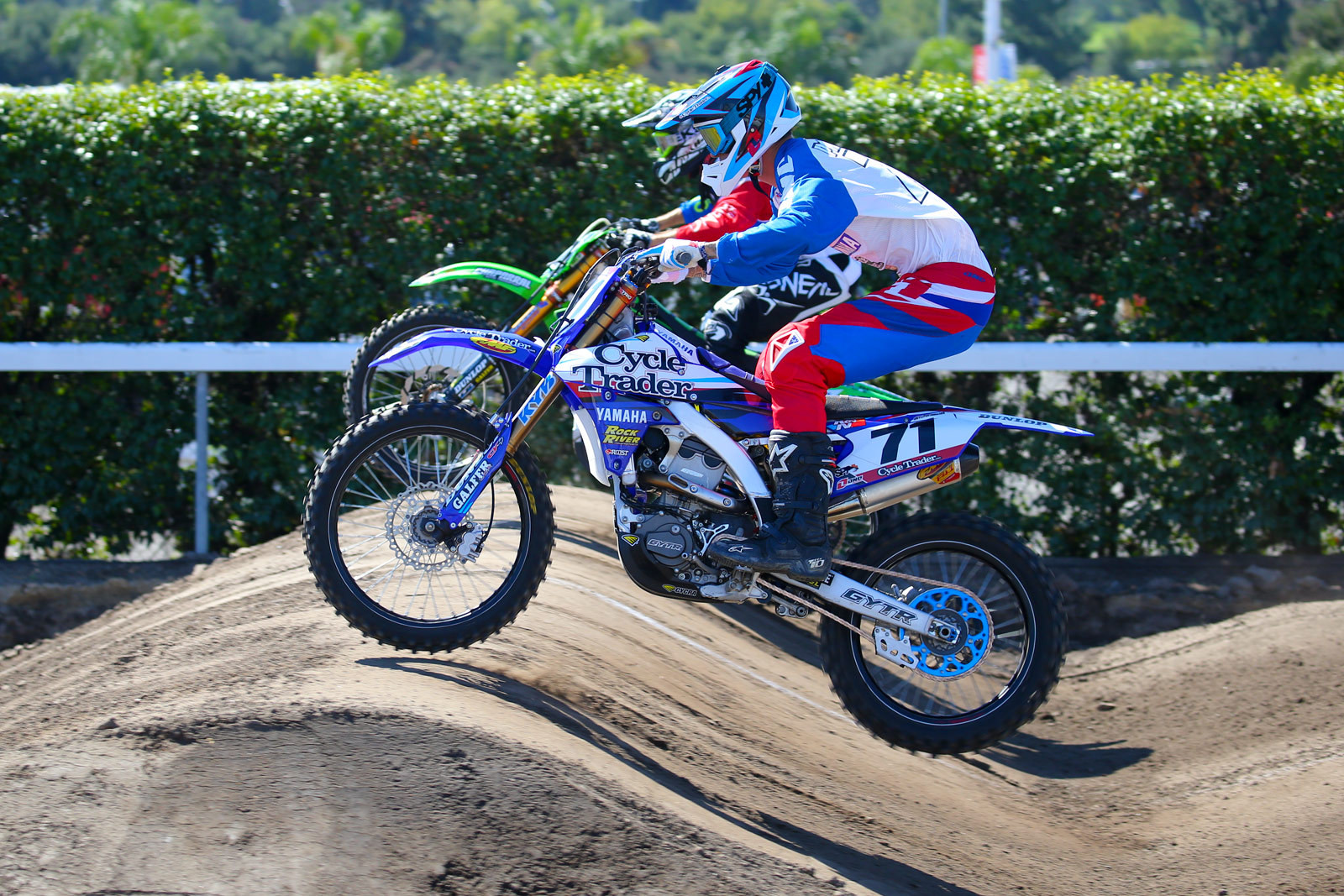 Kyle Partridge and Kyle Chisholm - Photo Blast: Red Bull Straight Rhythm - Motocross Pictures - Vital MX