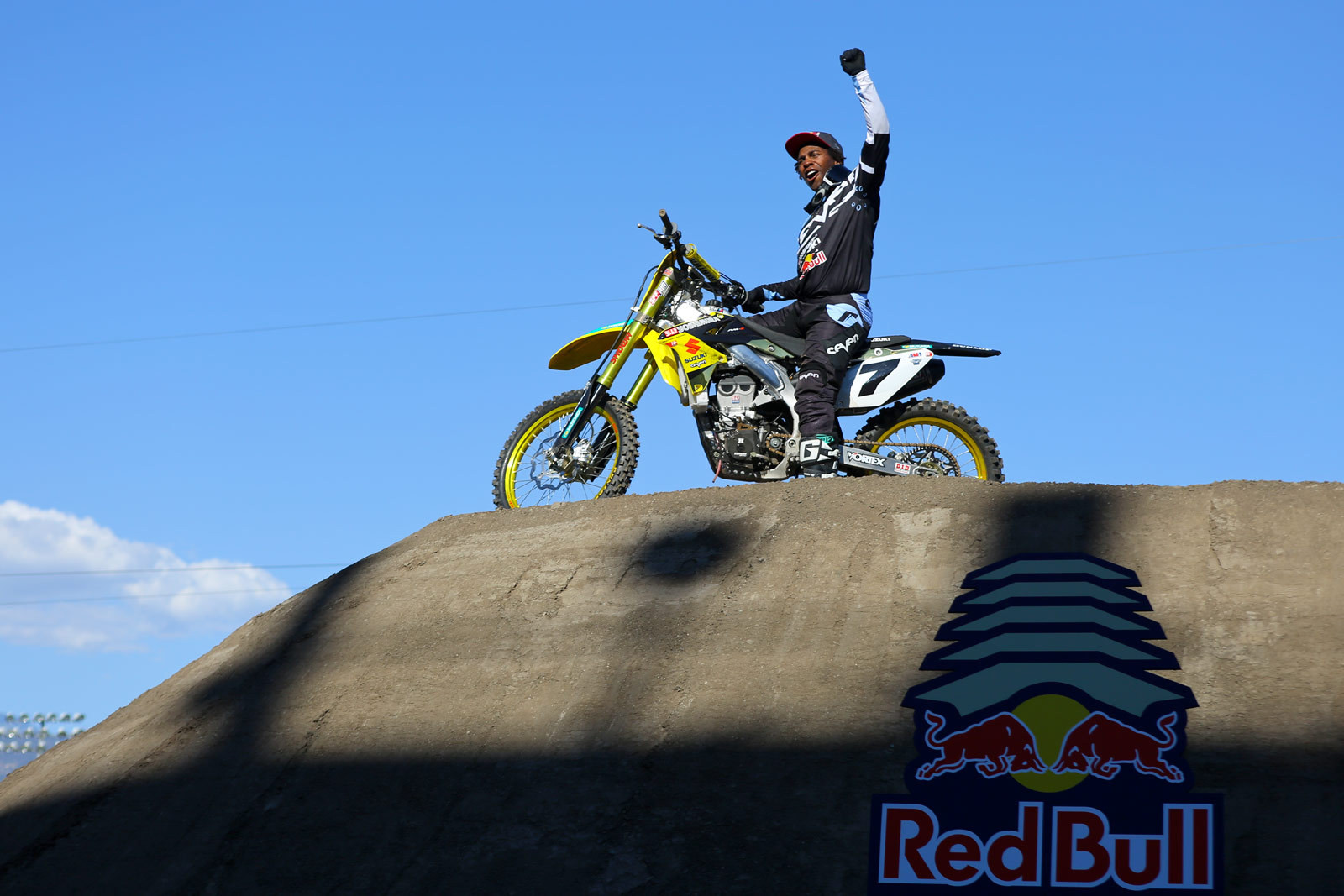 James Stewart - Photo Blast: Red Bull Straight Rhythm - Motocross Pictures - Vital MX