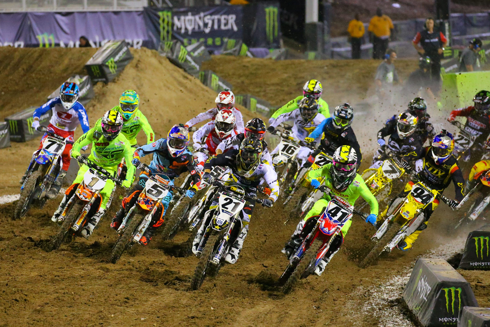 Cup Main Event 1 - Photo Blast: Monster Energy Cup - Motocross Pictures - Vital MX