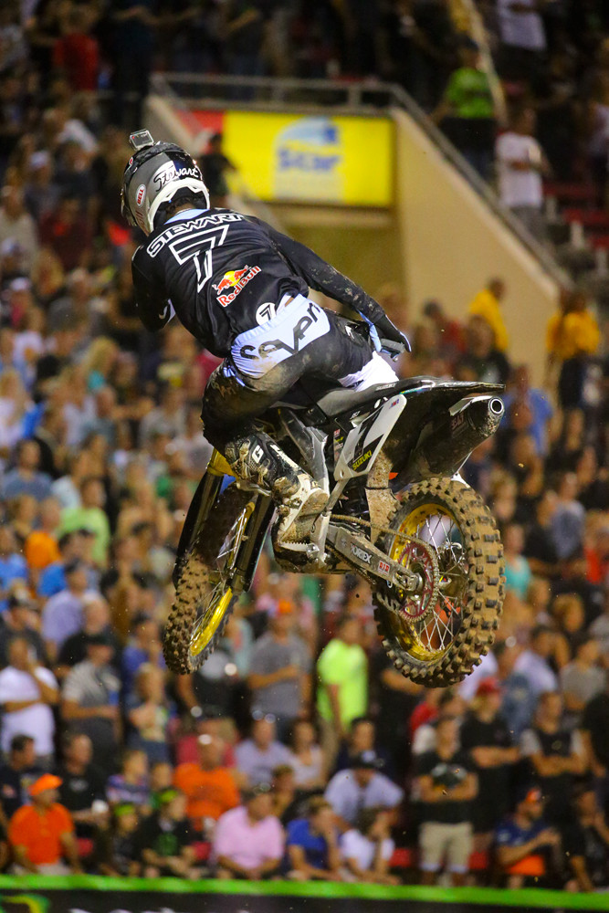 James Stewart - Photo Blast: Monster Energy Cup - Motocross Pictures - Vital MX