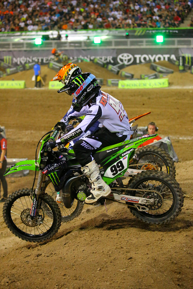 Lance Kobusch - Photo Blast: Monster Energy Cup - Motocross Pictures - Vital MX