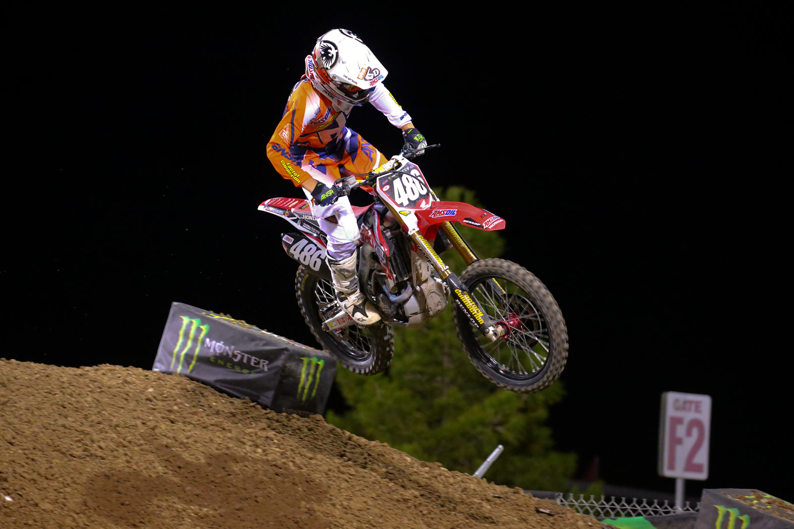 Chase Sexton Photo Blast Monster Energy Cup Motocross