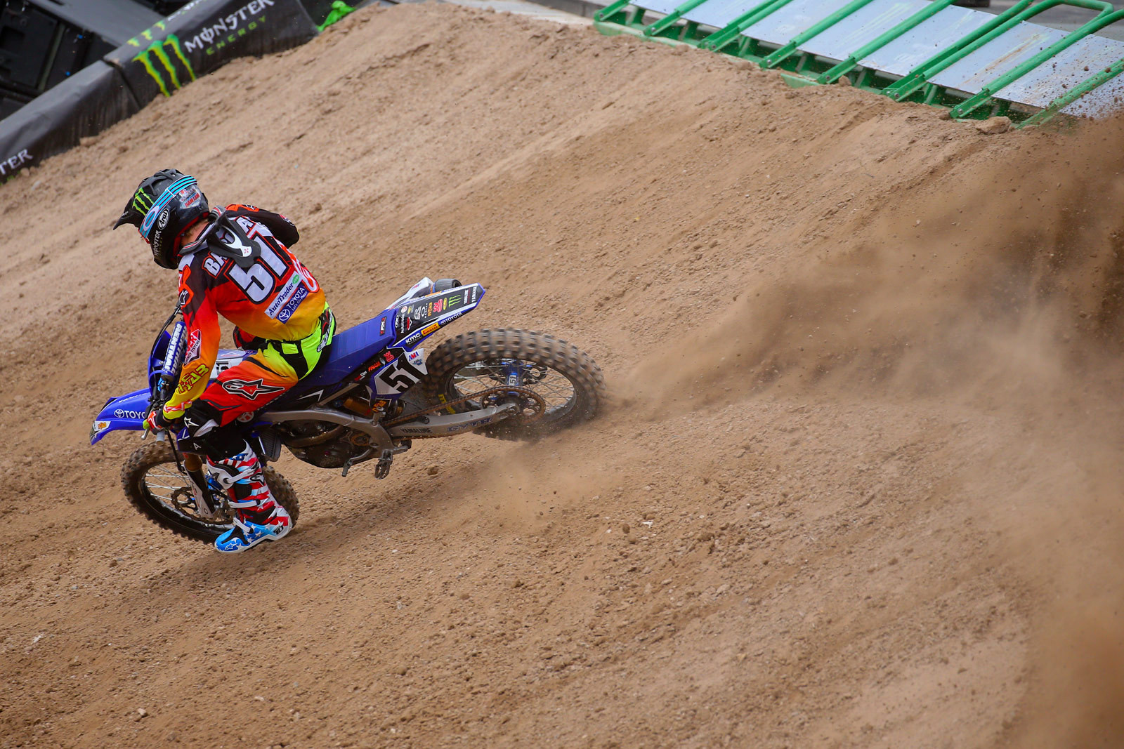 Justin Barcia - Vital MX Pit Bits: Monster Energy Cup - Motocross Pictures - Vital MX