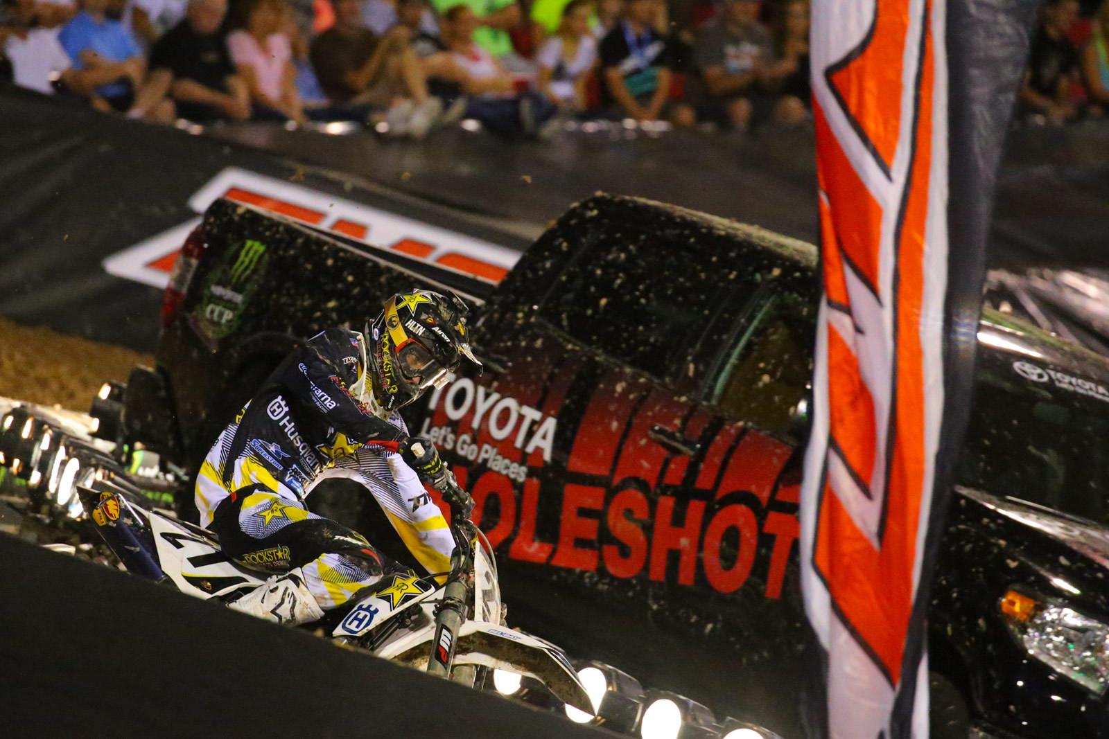 Jason Anderson - Vital MX Pit Bits: Monster Energy Cup - Motocross Pictures - Vital MX