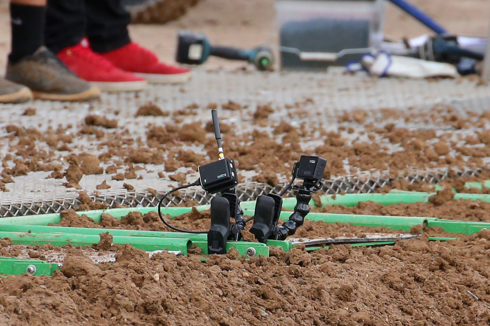 Testing - Vital MX Pit Bits: Monster Energy Cup - Motocross Pictures - Vital MX